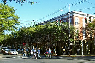 Rhinebeck Village Historic District United States historic place