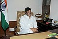 Dr. K. Chiranjeevi taking charge as the Minister of State (Independent Charge) for Tourism, in New Delhi on November 01, 2012.jpg