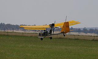 Dagonfly landing