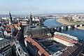 Dresden Altstadt Luftbild old town (25156494722).jpg