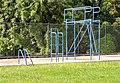 Druid Hill Park Memorial Pool diving board stand.jpg