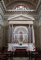 Dublin Roman Catholic St. Audoen's Church High Altar 2012 09 28.jpg