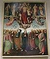 Duomo di sansepolcro, interno, perugino, ascensione.JPG