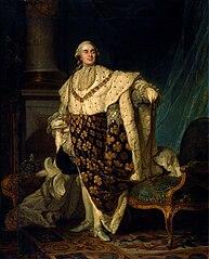 Louis XVI, roi de France et de Navarre (1764-1793)