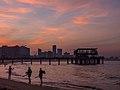 Durban beach front, KwaZulu Natal, South Africa (20325478488).jpg