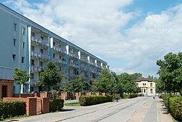 Jakobstraße in Eisenach