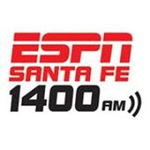 KVSF (AM) - Image: ESPN Santa Fe