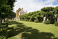 Earlshall Castle, from SW.jpg