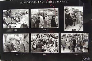 East Street Market - East Street market history