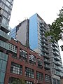 East facade of the new condo built in the facade of the old National Hotel, 2015 10 05 (5).JPG - panoramio.jpg