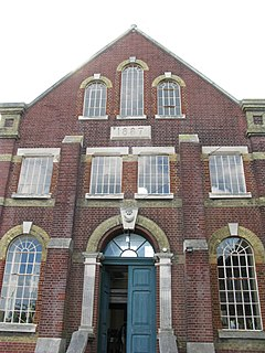 Grade II listed building in Portsmouth, UK