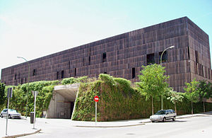 Foreign Office Architects - ''Bamboo Building'' (Madrid, 2007)