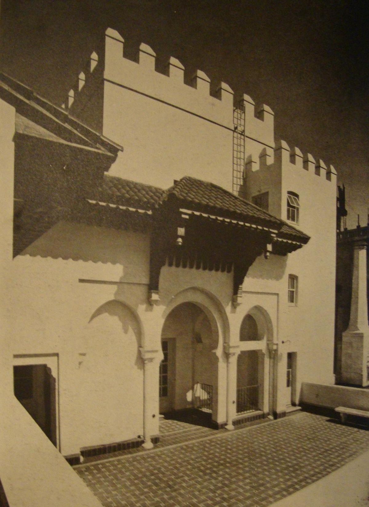 Archivo Edificio Tornquist Terraza 1930 Jpg Wikipedia