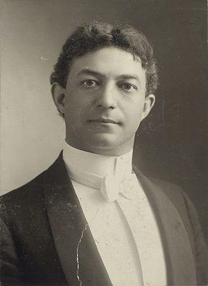 Edmund Breese - Portrait of Edmund Breese by Elmer Chickering