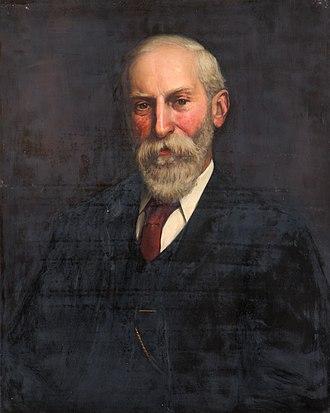 Edward Stanley, 4th Baron Stanley of Alderley - Edward Lyulph Stanley