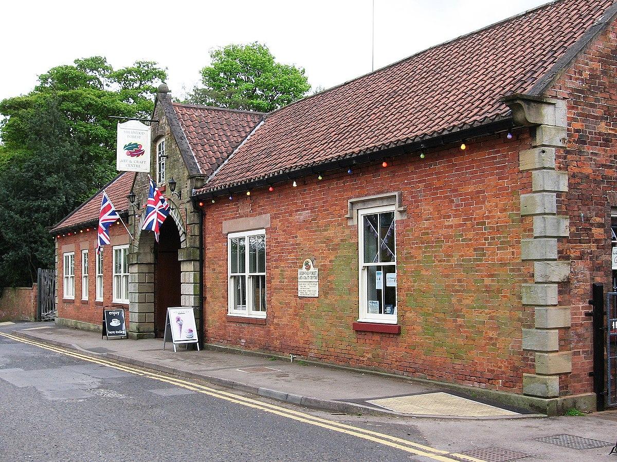 Sherwood Forest Craft Centre Cafe