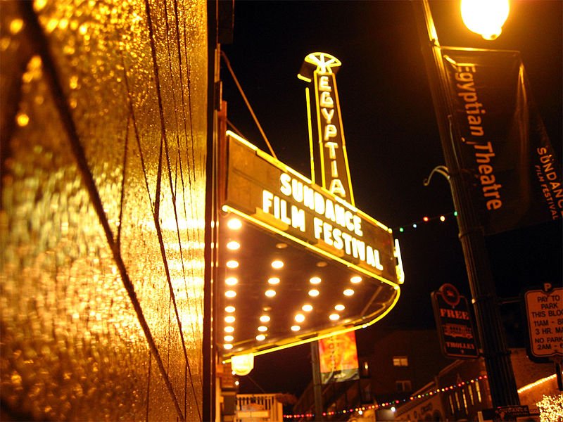 File:Egyptian Theatre at night (Sundance Film Festival 2007).jpg