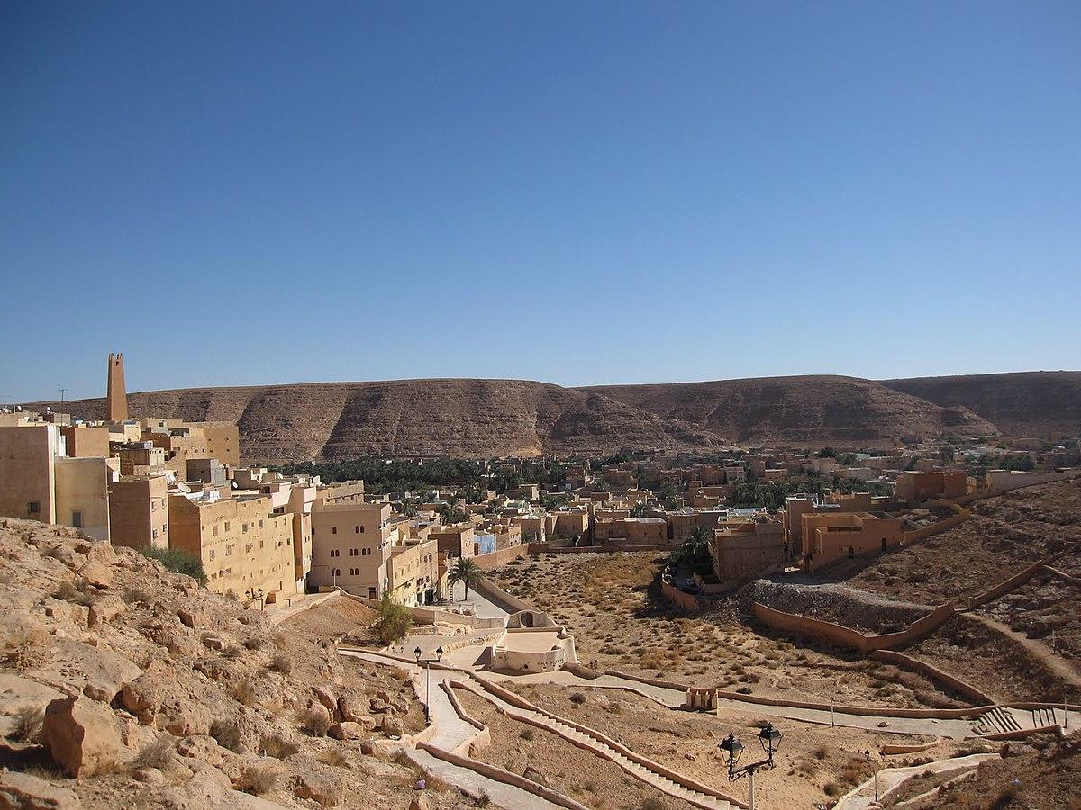 Ksar d'El Atteuf, le village qui inspira Le Corbusier
