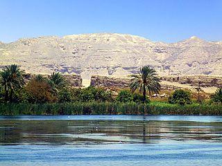 El Kab Archaeological site