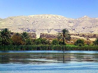 El Kab - El Kab - Nekheb