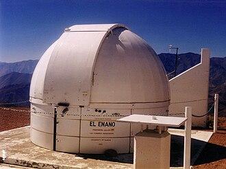 "Robotic telescope - ""El Enano"", a robotic telescope"