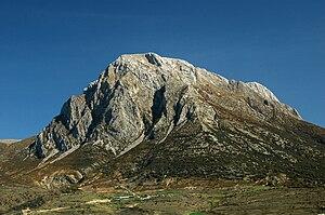 Pre-Pyrenees - Image: El Turbón