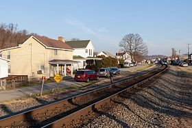 Elco, Pennsylvania, Railroad st.jpg