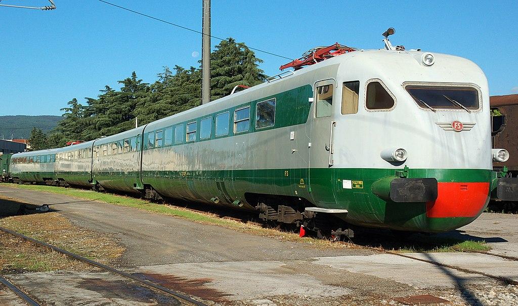FS ETR200 sorozatú villamos motorvonat