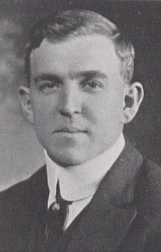 Elgie Tobin - Tobin pictured in La Vie 1915, Penn State yearbook