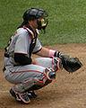 Eli Whiteside on May 9, 2010.jpg