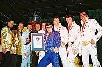 Covers de Elvis Presley em 2005
