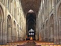 Ely Cathedral - view east towards the crossing - geograph.org.uk - 2168572.jpg