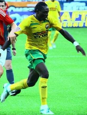 2005–06 Vyshcha Liha - Okoduwa