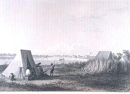 Brownsville i 1850'erne