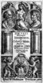 Enchiridion ac Cebetis Tabula, Accessere Senecae, 1660, frontispiece.png