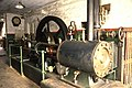 Englefield Estate Saw Mill, steam engine - geograph.org.uk - 726362.jpg