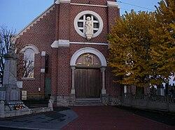 Ennetières-en-Weppes - Eglise (1).JPG