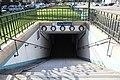 Entrée Métro Porte Dauphine Paris 4.jpg