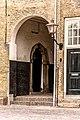 Entrance Augustijnenklooster, Het Hof, Dordrecht (14825158567).jpg