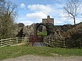 Entrance to Norham Castle - geograph.org.uk - 1219395.jpg