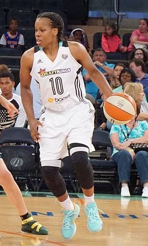 Epiphanny Prince at 2 August 2015 game cropped.jpg