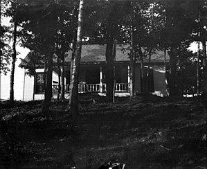 Ernest Hemingway Cottage - Image: Ernest Hemingway Cottage EH2