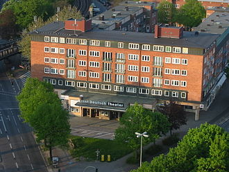 Ernst Deutsch - Ernst Deutsch Theater in Hamburg