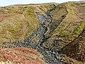 Erosion in upper Glen Beich - geograph.org.uk - 724809.jpg