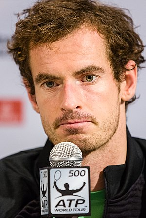 Andy Murray - Murray in 2016