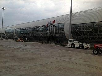 Erzincan Airport - Image: Erzincan Airport