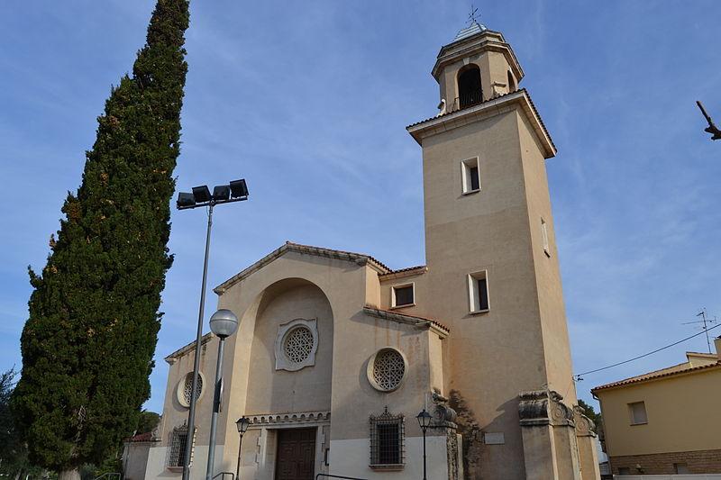Església parroquial de Sant Ramon (el Vendrell) - 2.jpg