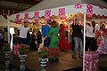 Espectaculo flamento en el Restaurante Grill Fataga por la Feria de Abril 01.jpg