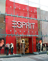 esprit holdings wikipedia. Black Bedroom Furniture Sets. Home Design Ideas