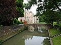 Esquelbecq.- Parc et abords du Chateau (3).JPG